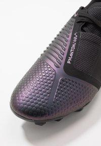Nike Performance - PHANTOM PRO FG - Voetbalschoenen met kunststof noppen - black - 5