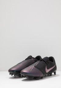 Nike Performance - PHANTOM PRO FG - Voetbalschoenen met kunststof noppen - black - 2