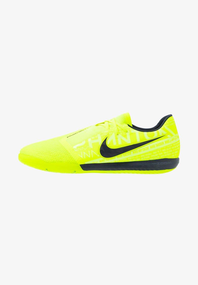 Nike Performance - ZOOM PHANTOM PRO IC - Scarpe da calcetto - volt/obsidian/barely volt