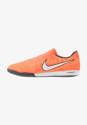 ZOOM PHANTOM PRO IC - Futsal-kengät - bright mango/white/orange/anthracit