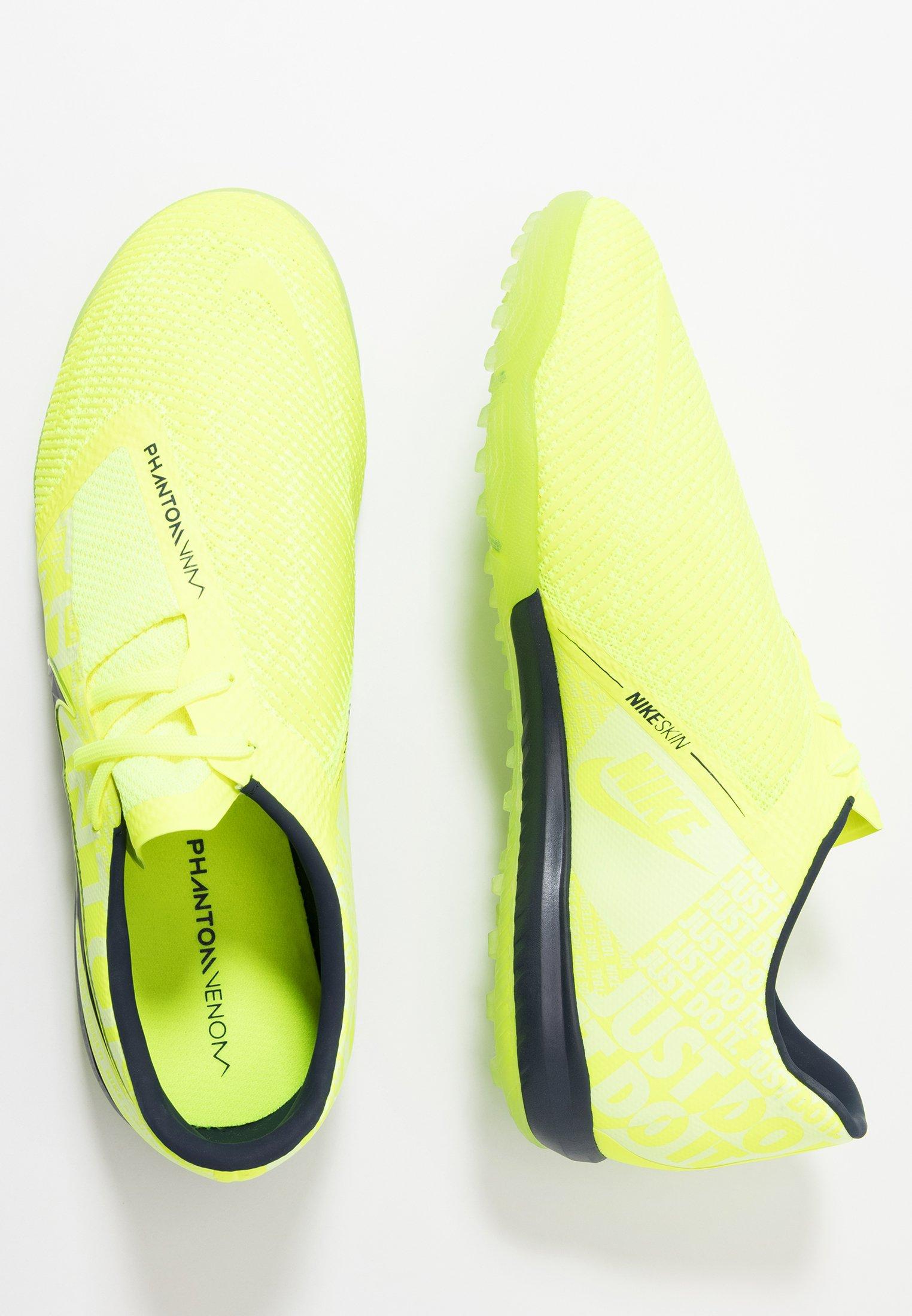 ZOOM PHANTOM PRO TF Chaussures de foot multicrampons voltobsidianbarely volt