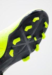 Nike Performance - PHANTOM  ACADEMY FG - Voetbalschoenen met kunststof noppen - volt/obsidian/volt/barely volt - 5