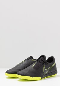 Nike Performance - PHANTOM ACADEMY IC - Futsal-kengät - black/volt - 2
