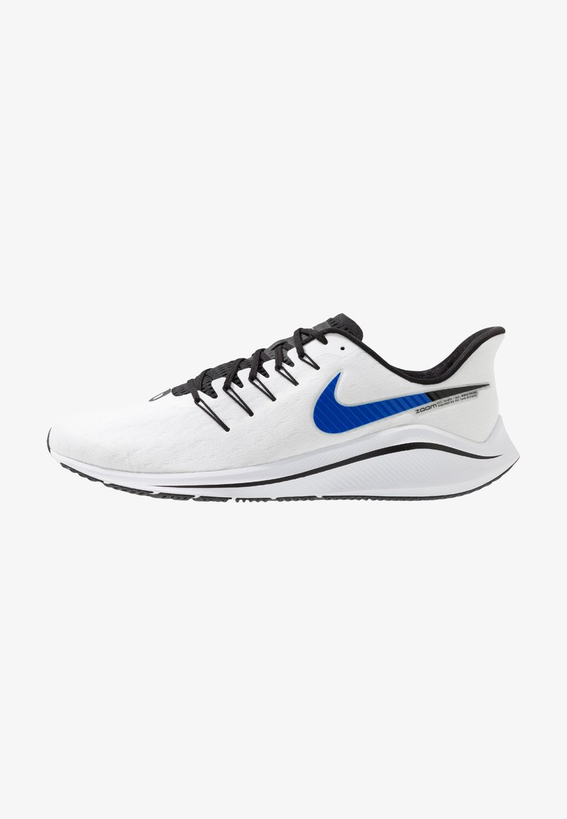 Nike Performance - AIR ZOOM VOMERO  - Løbesko stabilitet - white/racer blue/platinum tint/black