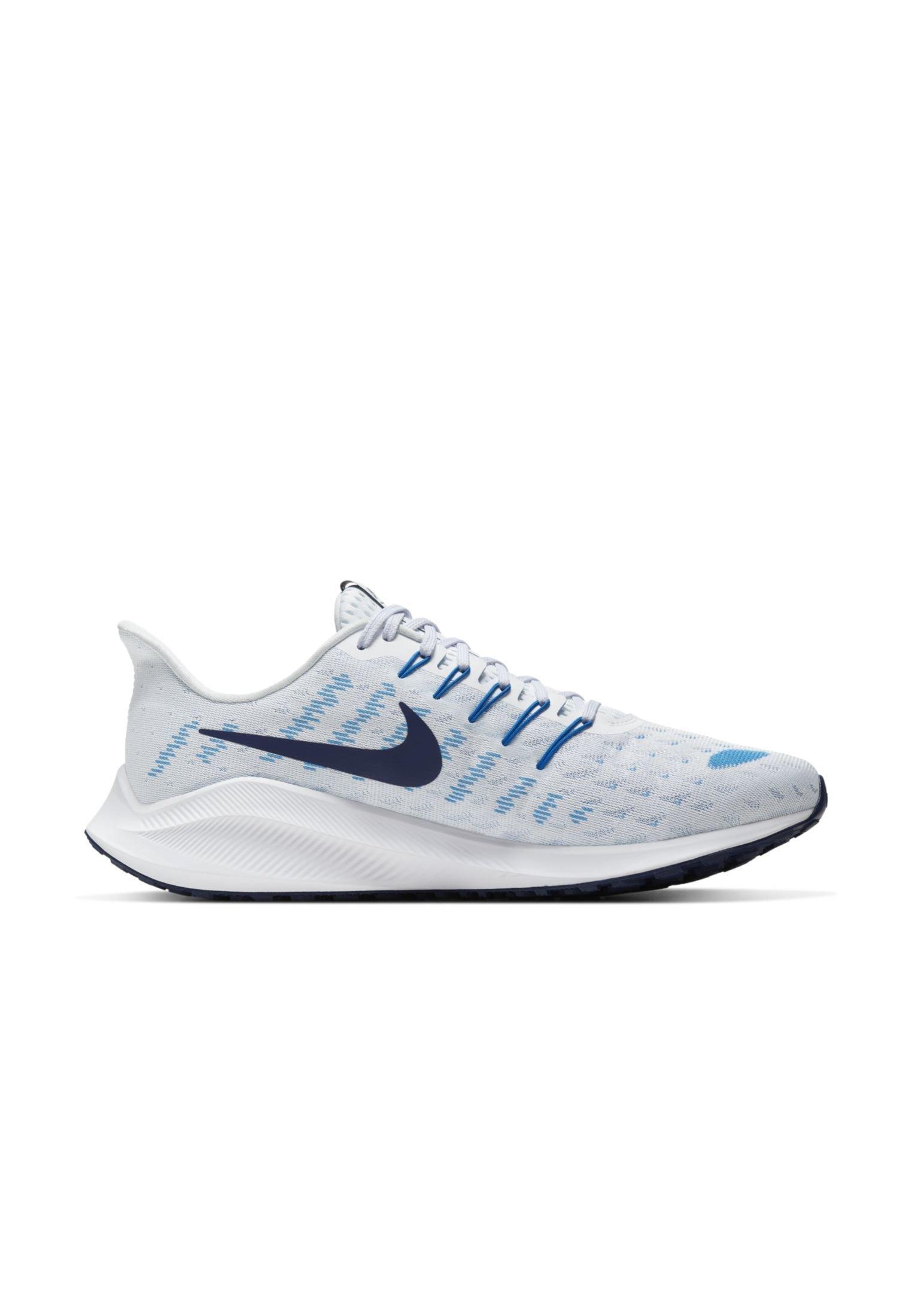 Nike Performance NIKE AIR ZOOM VOMERO 14 - Chaussures de running neutres - white/photo blue/blue void