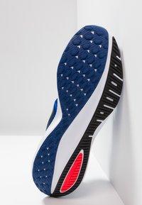 Nike Performance - AIR ZOOM VOMERO  - Zapatillas de running neutras - indigo force/photo blue/red orbit/blue void/white - 4