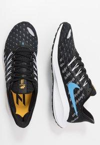Nike Performance - AIR ZOOM VOMERO 14 - Zapatillas de running neutras - black/universe blue/white/psychic blue/laser orange - 1