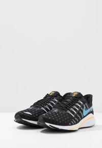 Nike Performance - AIR ZOOM VOMERO 14 - Zapatillas de running neutras - black/universe blue/white/psychic blue/laser orange - 2