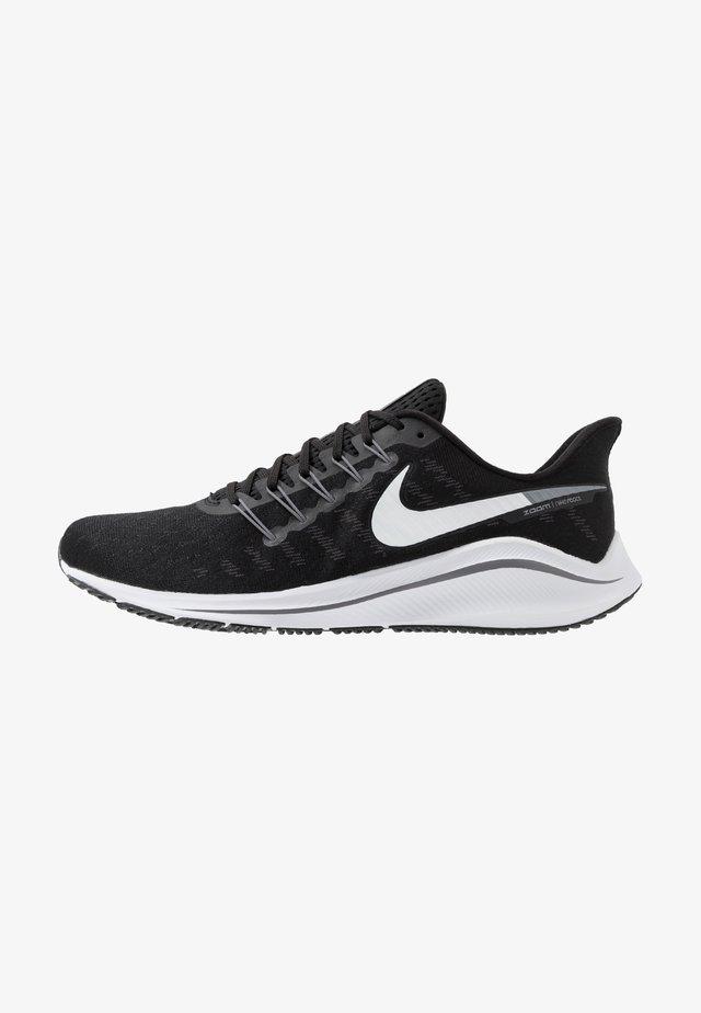 AIR ZOOM VOMERO 14 - Neutrální běžecké boty - black/white/thunder grey