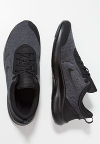 Nike Performance - FLEX EXPERIENCE RN  - Zapatillas running neutras - black/anthracite/dark grey - 1