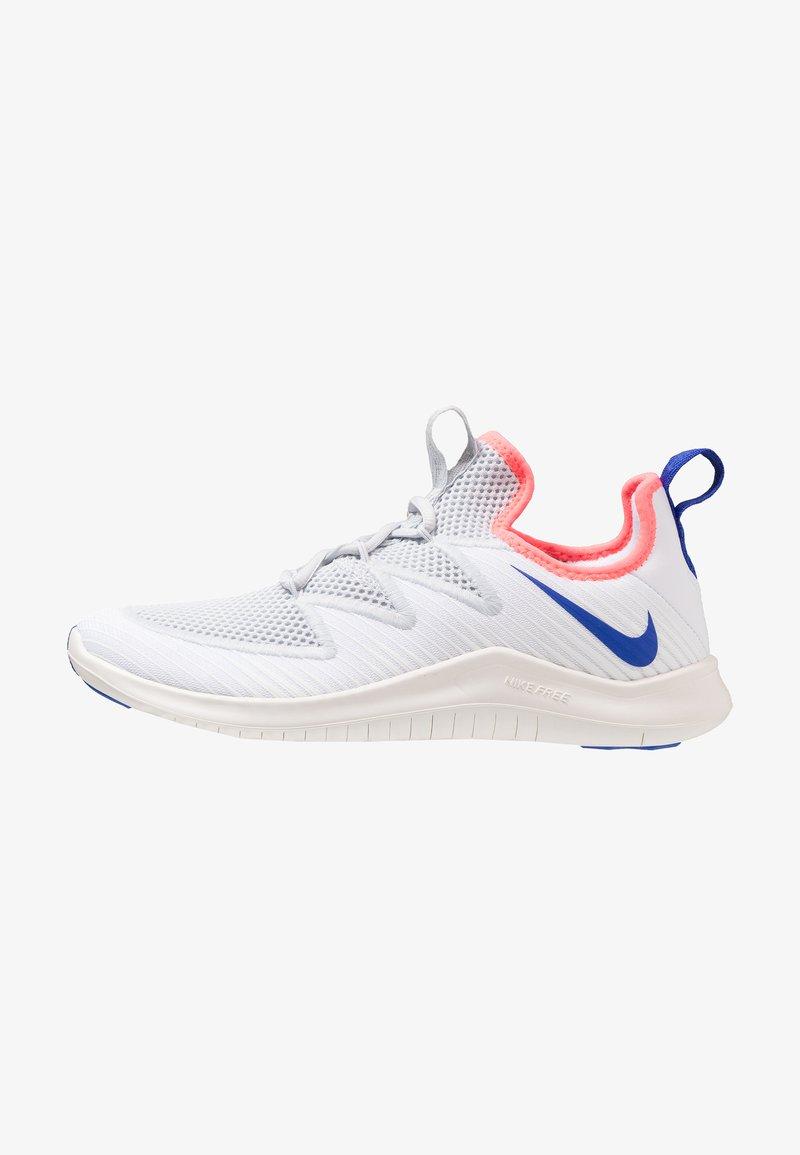 Nike Performance - FREE TR ULTRA - Træningssko - white/racer blue/pure platinum/flash crimson