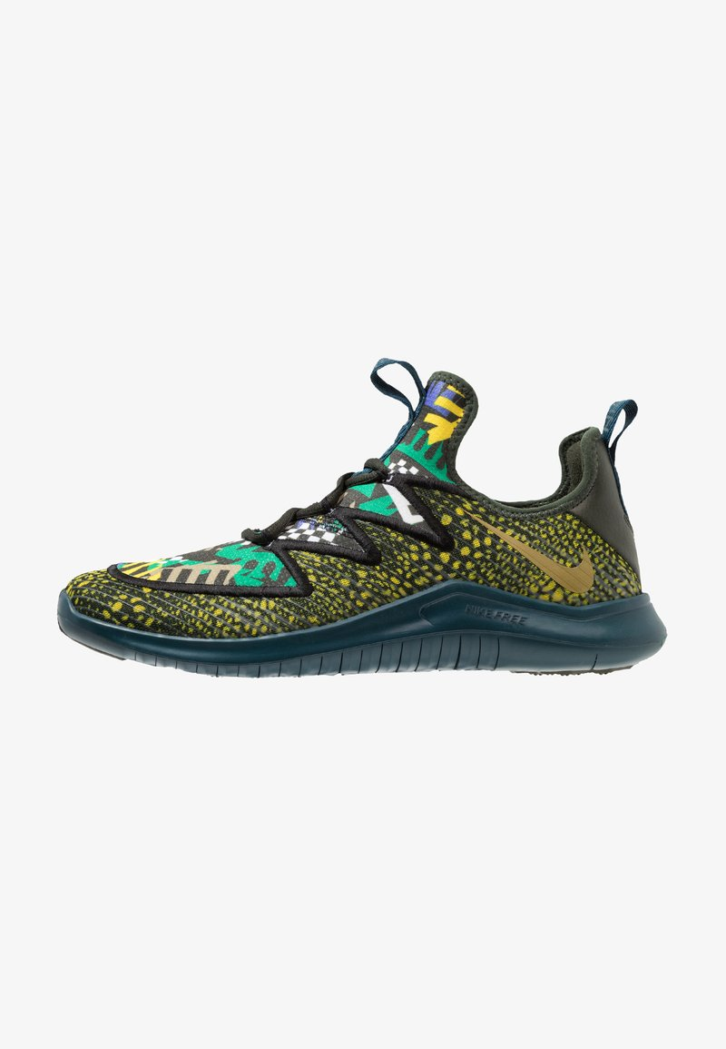 Nike Performance - FREE TR ULTRA - Sports shoes - sequoia/desert moss/nightshade