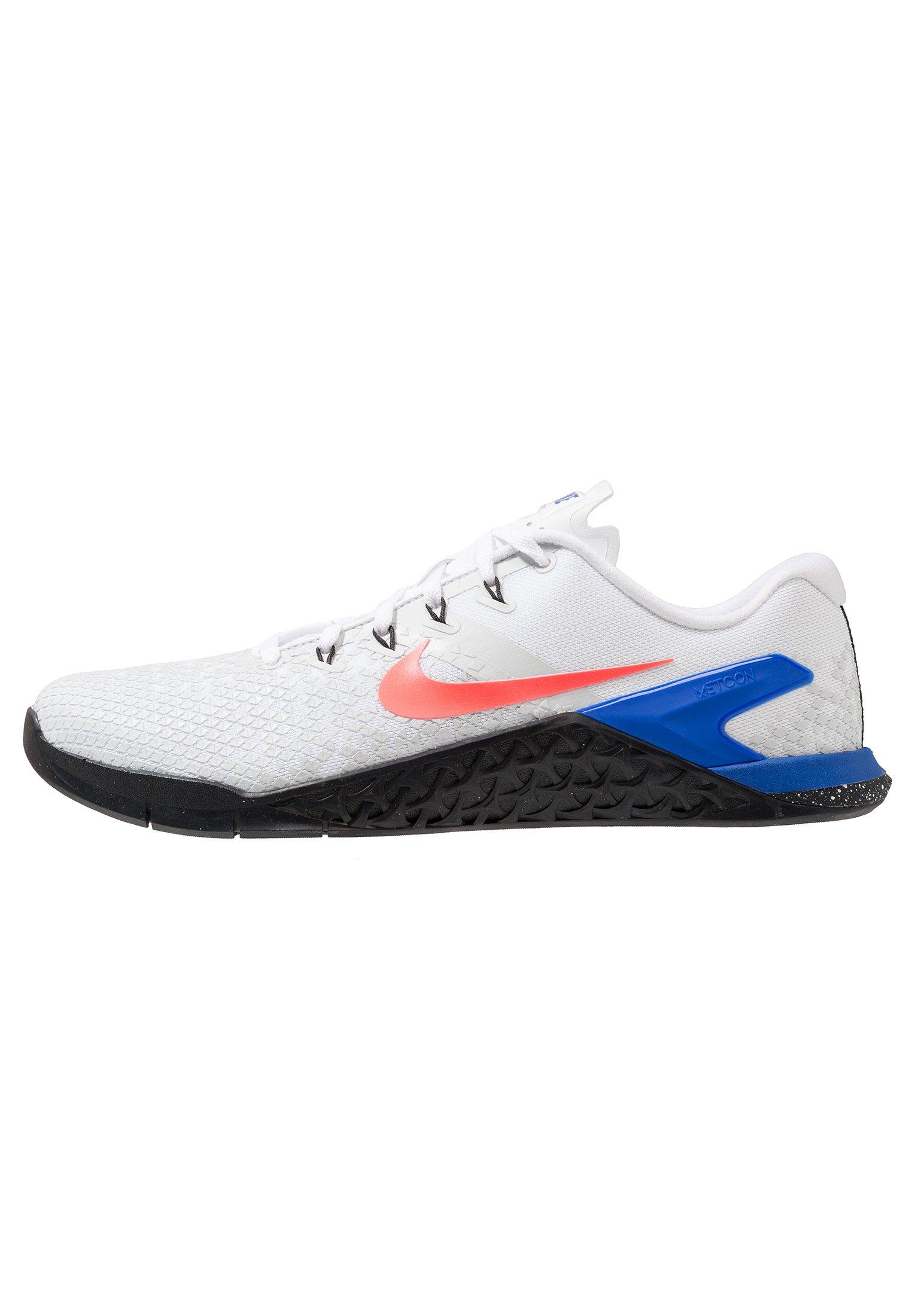 METCON 4 XD Chaussures d'entraînement et de fitness whiteflash crimsonracer blueblack