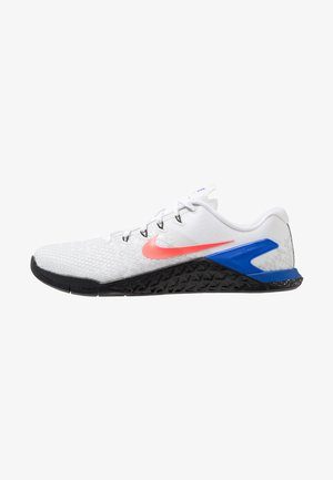 METCON 4 XD - Træningssko - white/flash crimson/racer blue/black