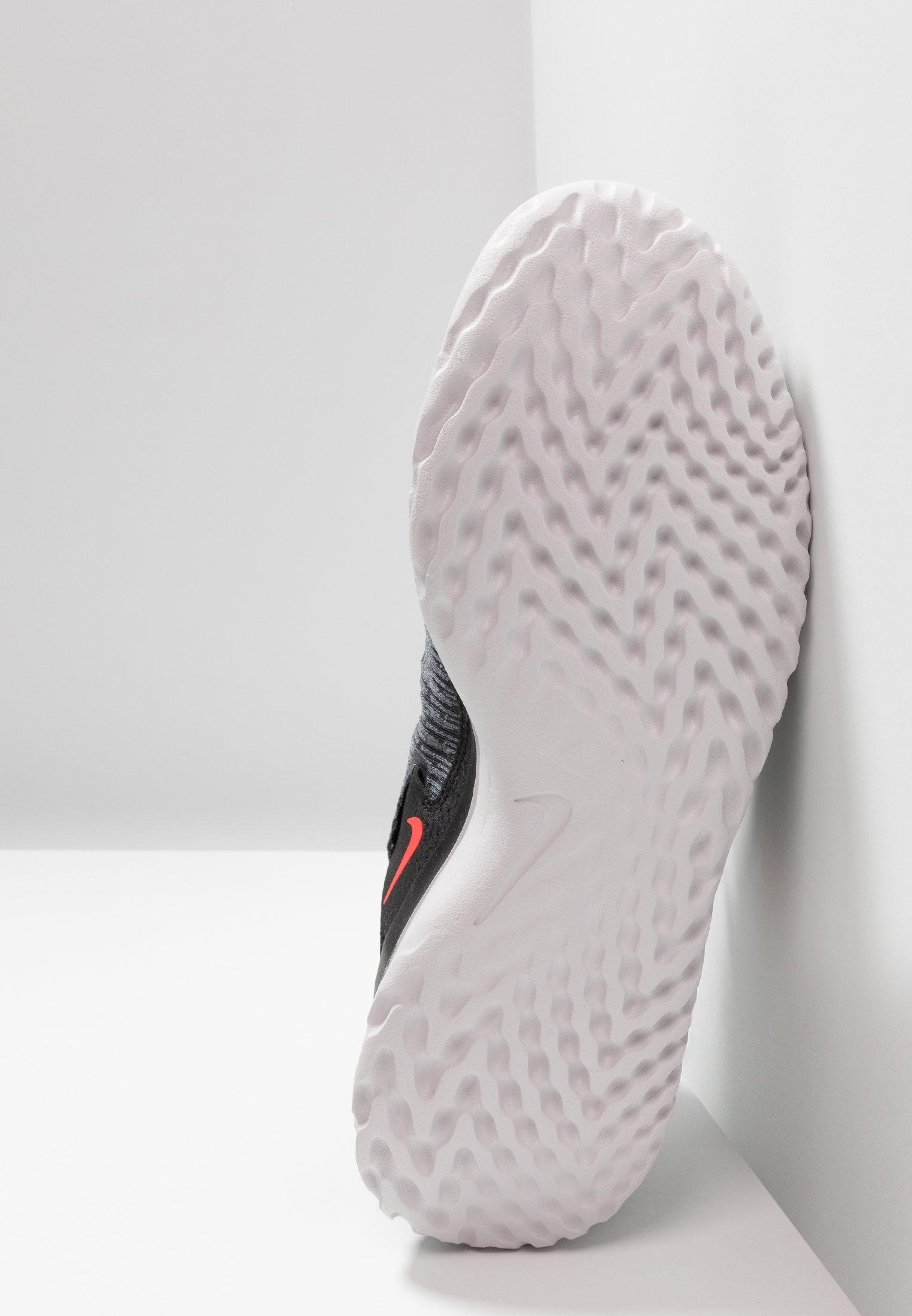 Nike Performance RENEW ARENA - Chaussures de running neutres thunder grey/bright crimson/black