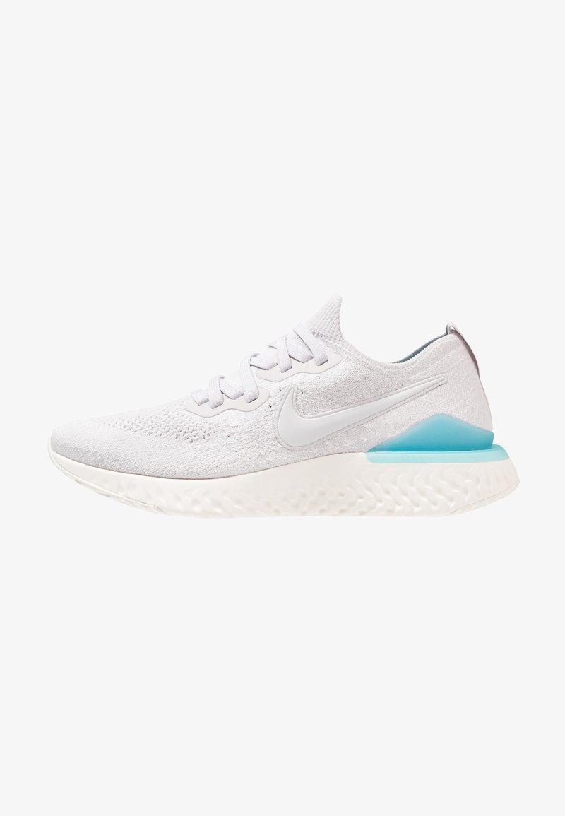 Nike Performance - EPIC REACT FLYKNIT 2 - Zapatillas de running neutras - vast grey/blue lagoon/sail