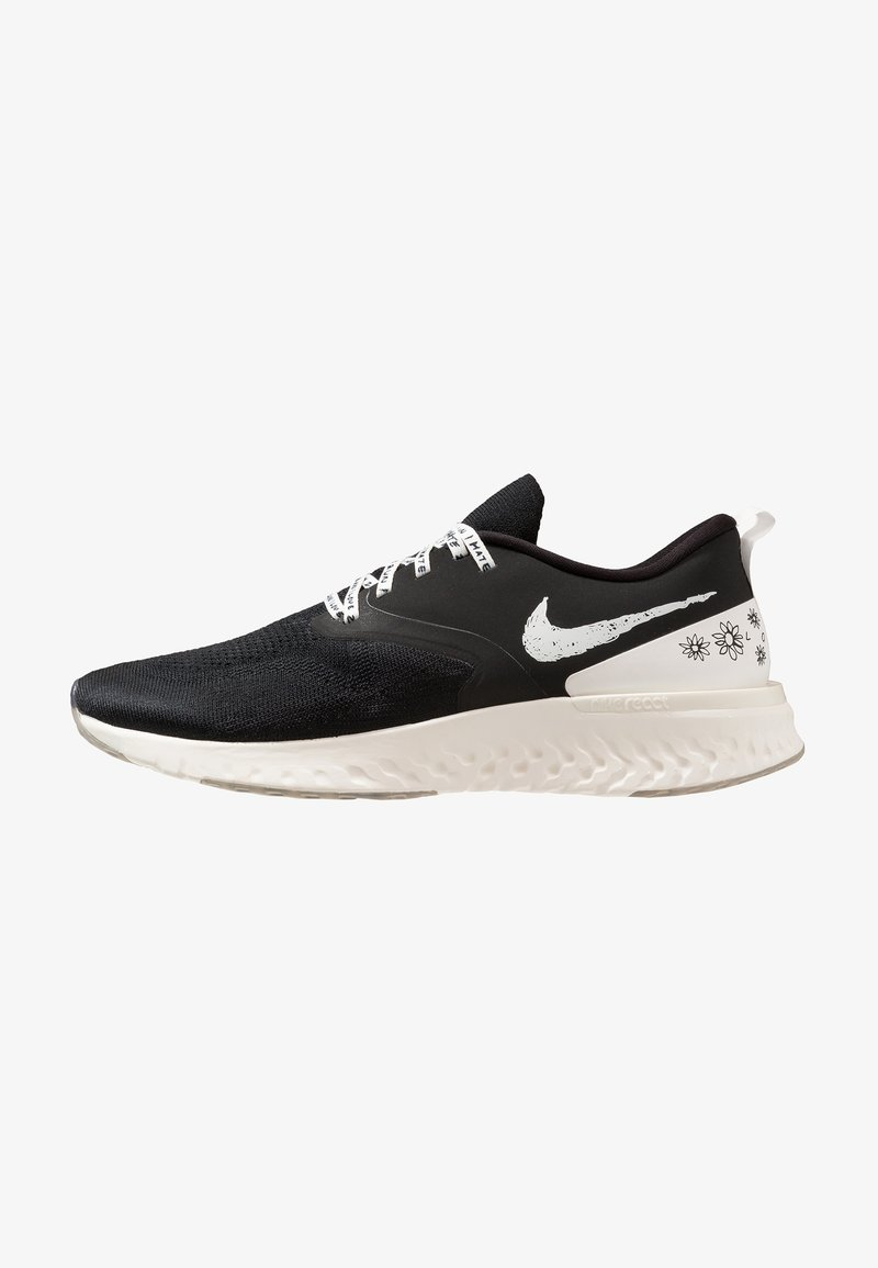 Nike Performance - ODYSSEY REACT 2 FK NATHAN BELL - Laufschuh Neutral - black/sail