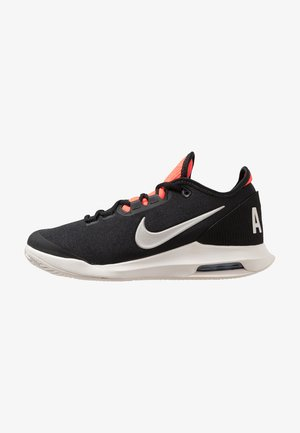 AIR MAX WILDCARD CLY - Clay court tennissko - black/phantom/bright crimson