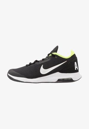 Zapatillas de tenis para tierra batida - black/white/volt