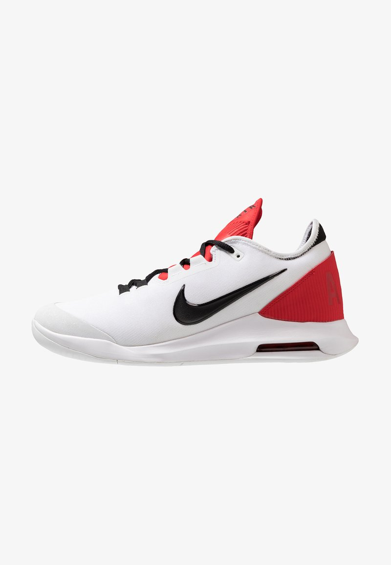 Nike Performance - AIR MAX WILDCARD  - Multicourt Tennisschuh - white/black/university red