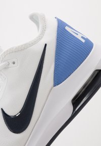 Nike Performance - COURT AIR MAX WILDCARD - Tennisschoenen voor alle ondergronden - white/obsidian/royal pulse - 5