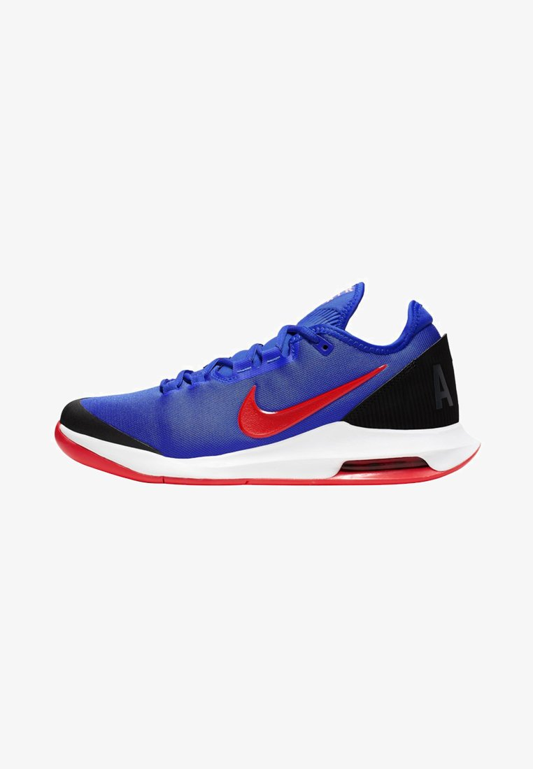 Nike Performance - AIR MAX WILDCARD  - Multicourt Tennisschuh - blue/black/red
