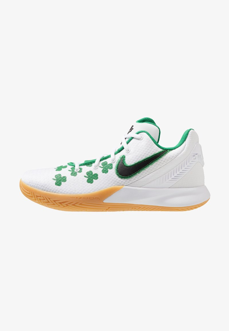 Nike Performance - KYRIE FLYTRAP II - Basketbalové boty - white/black/aloe verde/light brown