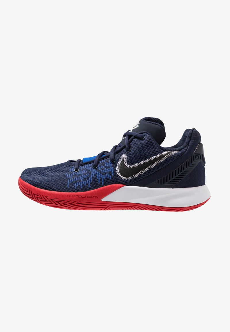 Nike Performance - KYRIE FLYTRAP II - Basketbalové boty - obsidian/black/university red/game royal/white