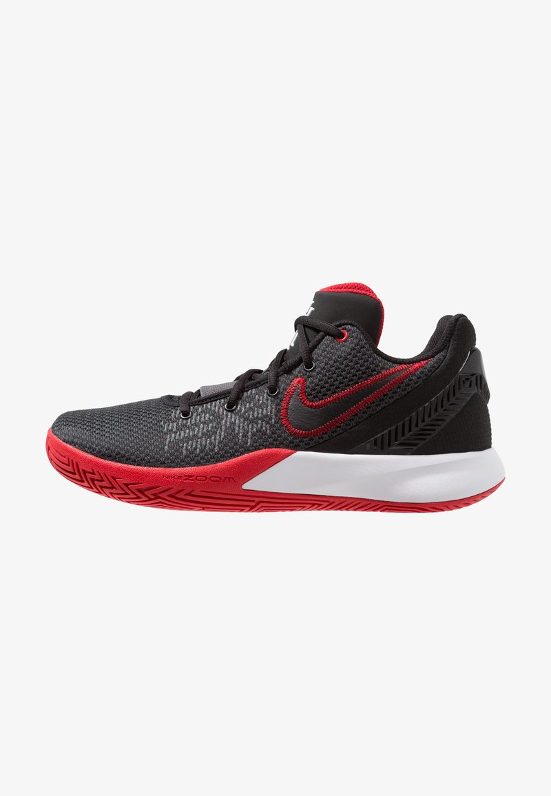 Nike Performance - KYRIE FLYTRAP II - Basketball shoes - black/white/university red/anthracite