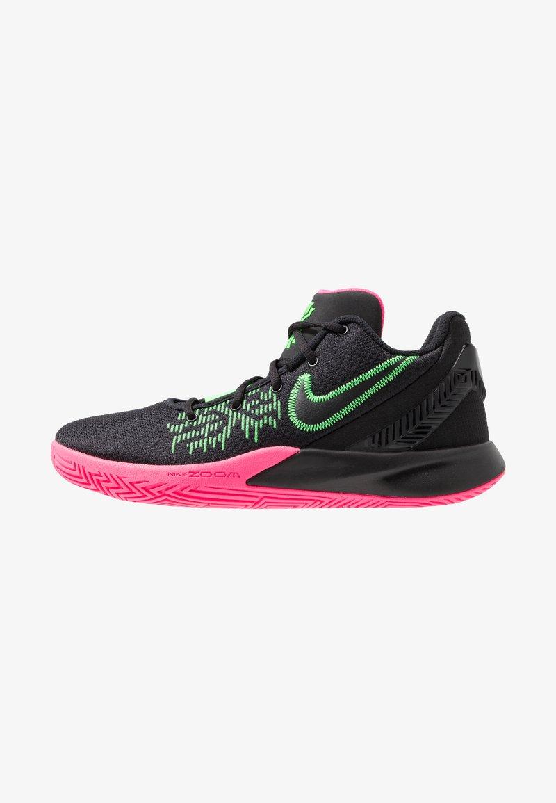 Nike Performance - KYRIE FLYTRAP II - Basketballschuh - black/hyper pink/rage green