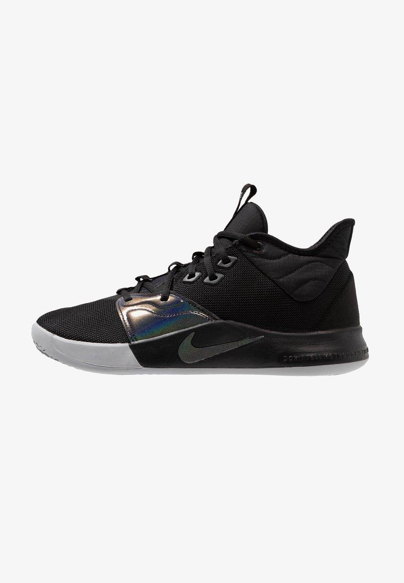 Nike Performance - PG3 - Obuwie do koszykówki - black