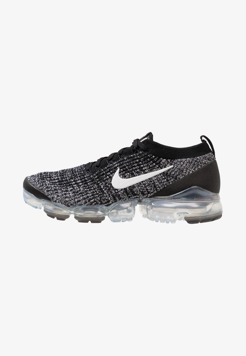 Nike Performance - AIR VAPORMAX - Neutrale løbesko - black/white/metallic silver