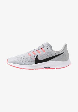 AIR ZOOM PEGASUS  - Zapatillas de running estables - wolf grey/black/white/bright crimson