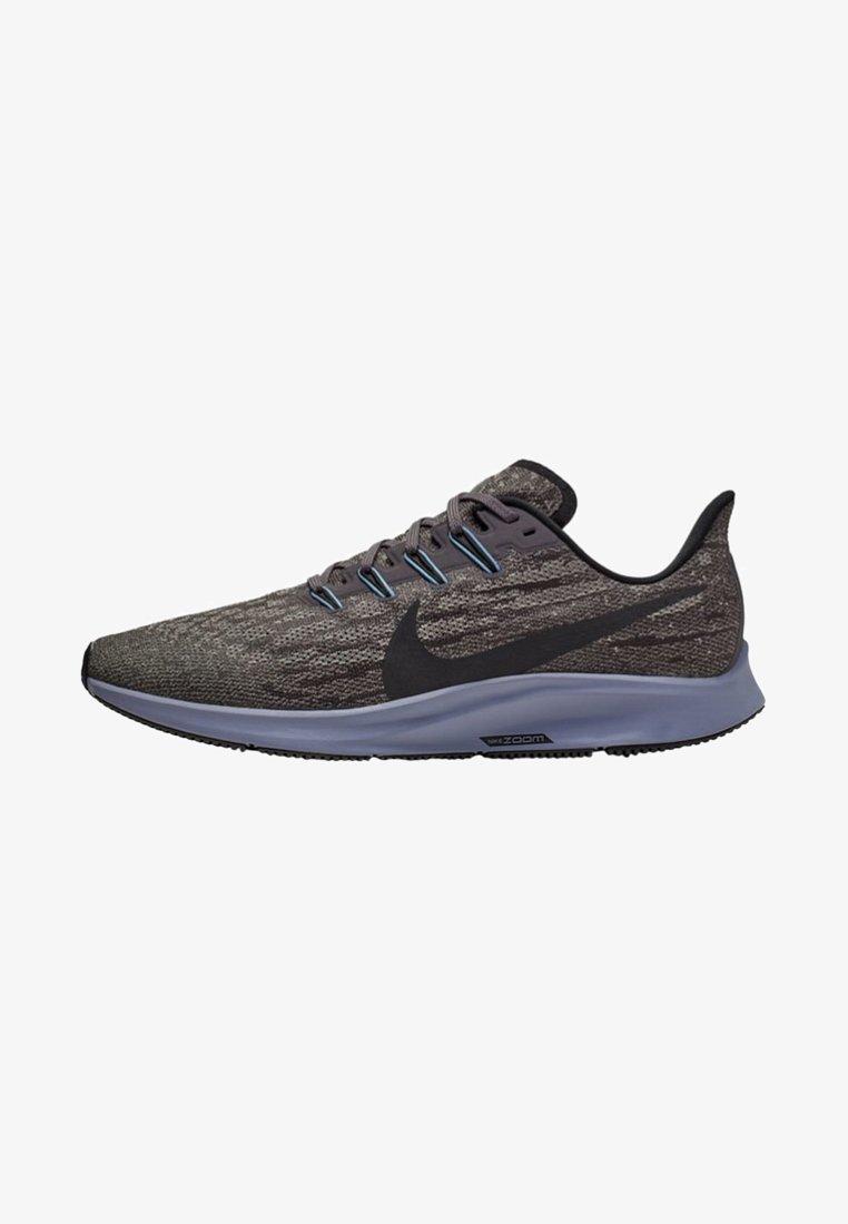 Nike Performance - AIR ZOOM PEGASUS  - Laufschuh Neutral - dark grey/black