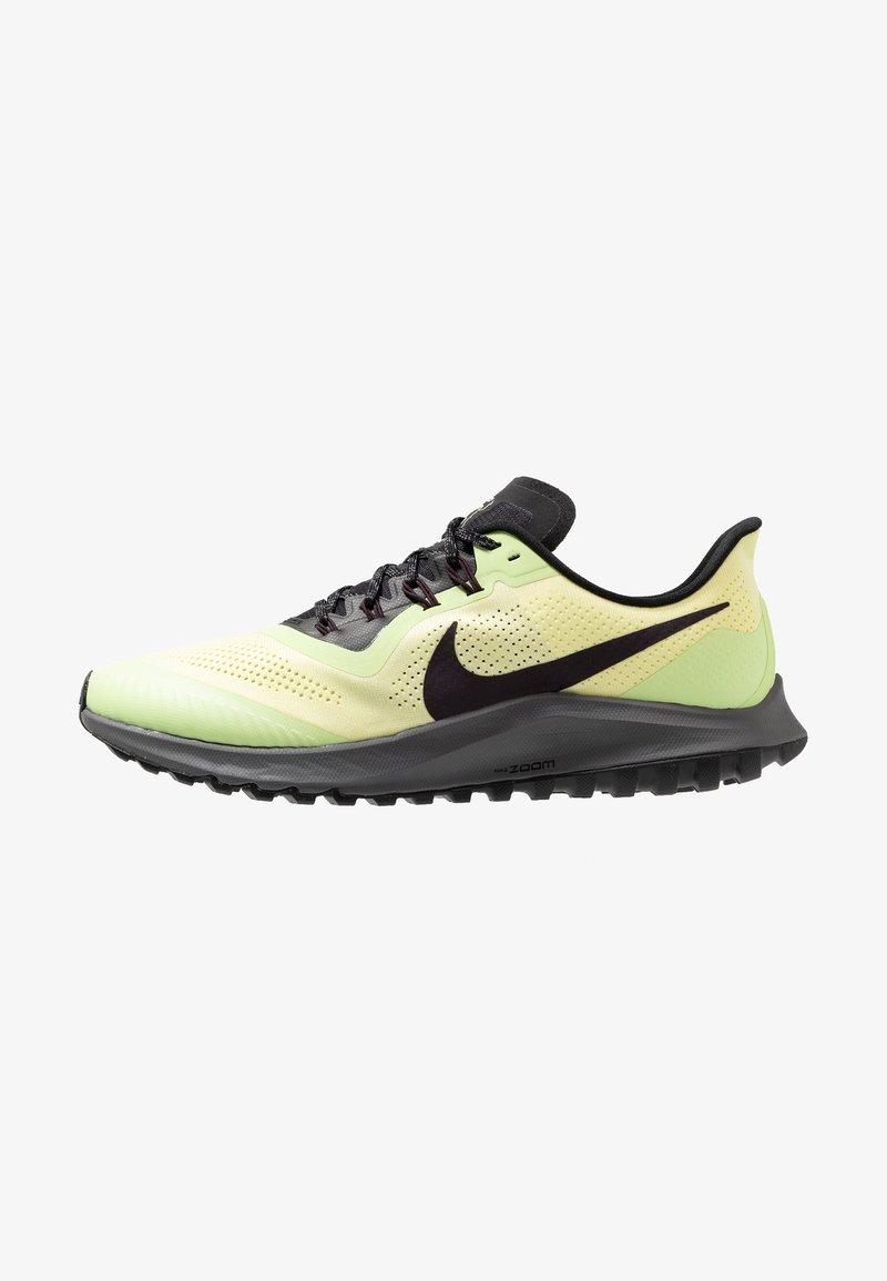Nike Performance - AIR ZOOM PEGASUS 36  - Zapatillas de trail running - luminous green/burgundy ash/black
