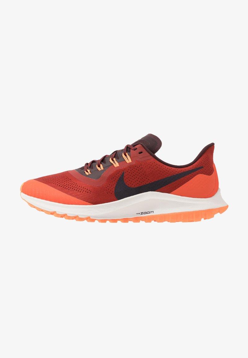 Nike Performance - AIR ZOOM PEGASUS 36  - Vaelluskengät - dune red/burgundy ash/mahogany