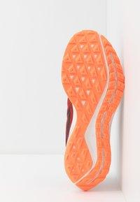 Nike Performance - AIR ZOOM PEGASUS 36  - Vaelluskengät - dune red/burgundy ash/mahogany - 4