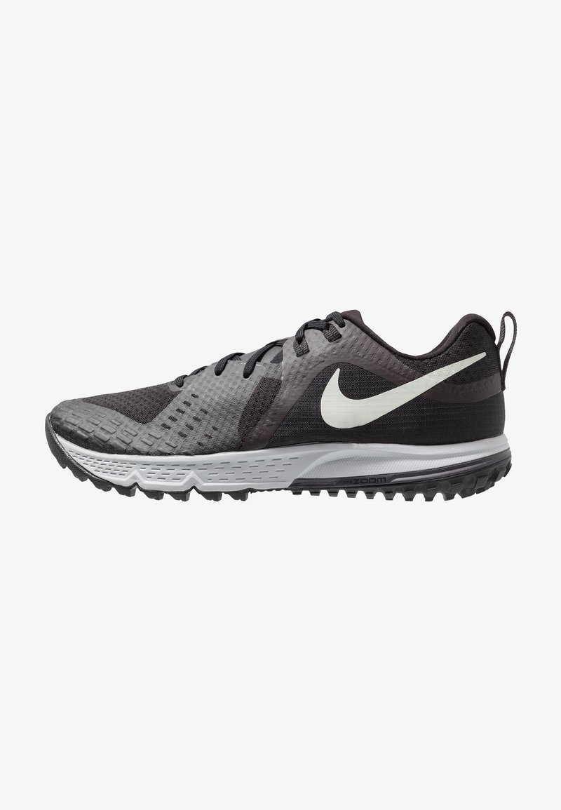 Nike Performance - AIR ZOOM WILDHORSE 5 - Chaussures de running - black/barely grey/thunder grey/wolf grey