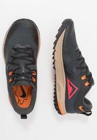 Nike Performance - AIR ZOOM WILDHORSE 5 - Zapatillas de trail running - dark smoke grey/laser crimson/black/magma orange/khaki - 1