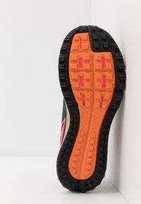 Nike Performance - AIR ZOOM WILDHORSE 5 - Zapatillas de trail running - dark smoke grey/laser crimson/black/magma orange/khaki - 4