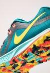 Nike Performance - AIR ZOOM WILDHORSE 5 - Vaelluskengät - geode teal/chrome yellow/black/aurora green/bright crimson