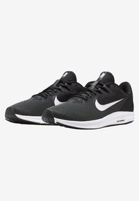 Nike Performance - DOWNSHIFTER 9 - Neutral running shoes - black/anthracite/grey/white - 2