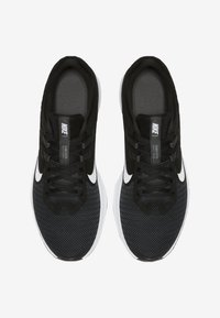 Nike Performance - DOWNSHIFTER 9 - Neutral running shoes - black/anthracite/grey/white - 1