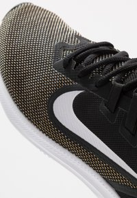 Nike Performance - DOWNSHIFTER 9 - Zapatillas de running neutras - laser orange/white/black/university blue - 5
