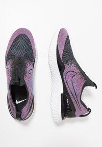 Nike Performance - EPIC PHANTOM REACT FK - Chaussures de running neutres - black/university red/hyper jade - 1