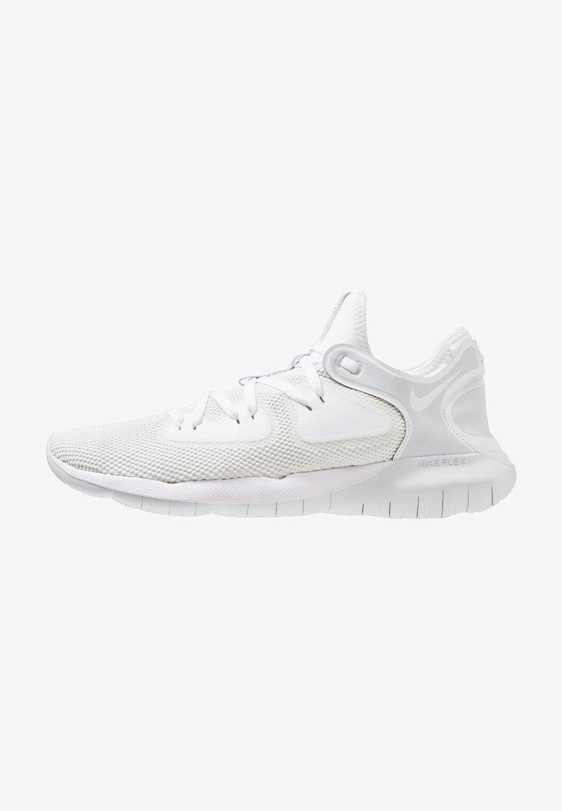 Nike Performance - FLEX 2019 RN - Loopschoen neutraal - white/pure platinum