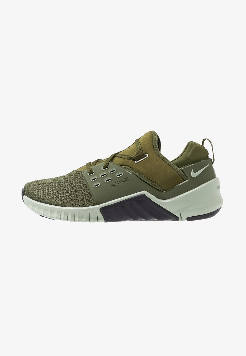 Nike Performance - FREE METCON 2 - Trainings-/Fitnessschuh - legion green/oil grey/jade horizon/imperial blue