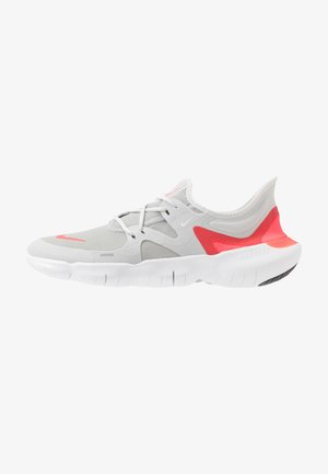 FREE RN 5.0 - Minimalist running shoes - photon dust/white/light smoke grey