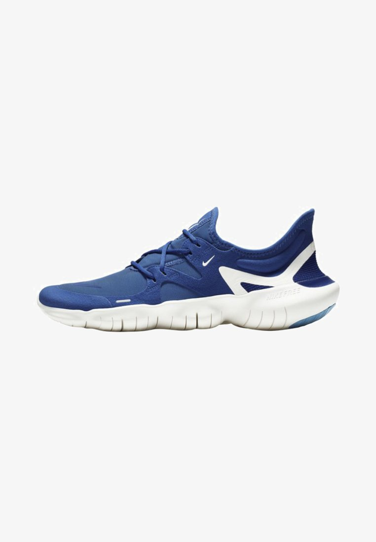 Nike Performance - FREE RN 5.0 - Løbesko - indigo force