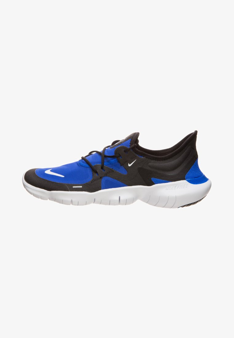 Nike Performance - FREE RN 5.0 - Løbesko - racer blue/black/white